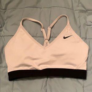 Nike light sports bra